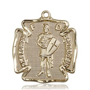 St. Florian Medal - 81845 Saint Medal
