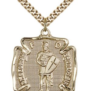 St. Florian Medal - 81844 Saint Medal