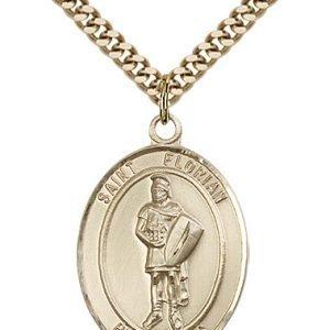 St. Florian Medal - 82005 Saint Medal
