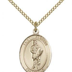 St. Florian Medal - 83371 Saint Medal