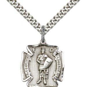 St. Florian Medal - 19058 Saint Medal
