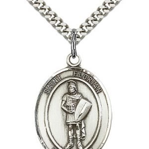 St. Florian Medal - 82007 Saint Medal