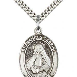 St. Frances Cabrini Medal - 81929 Saint Medal