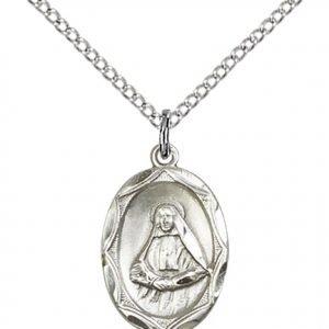 St. Frances Cabrini Pendant - 84423 Saint Medal