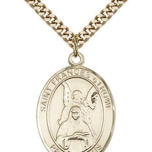 St. Frances of Rome Medal - 82850 Saint Medal