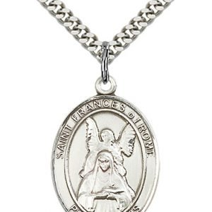 St. Frances of Rome Medal - 82852 Saint Medal