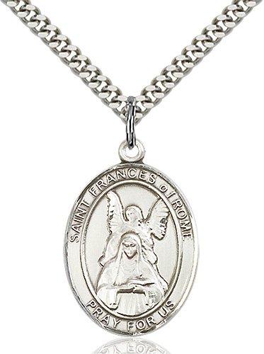St. Frances of Rome Medal - 82852 Saint Medal