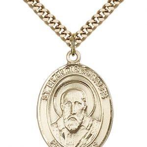 St. Francis De Sales Medal - 82008 Saint Medal