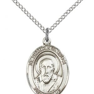 St. Francis De Sales Medal - 83376 Saint Medal