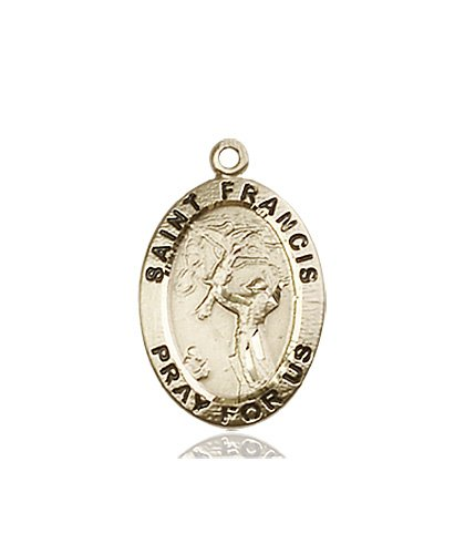 St. Francis of Assisi Medal - 83128 Saint Medal