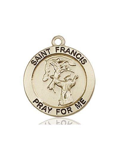 St. Francis Medal - 83203 Saint Medal