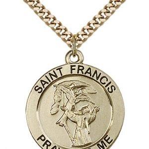 St. Francis Medal - 81758 Saint Medal