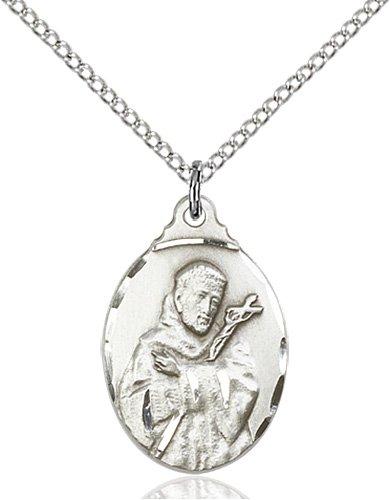 St. Francis Medal - 19130 Saint Medal