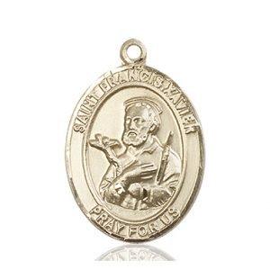St. Francis Xavier Medal - 82015 Saint Medal
