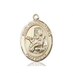 St. Francis Xavier Medal - 83381 Saint Medal