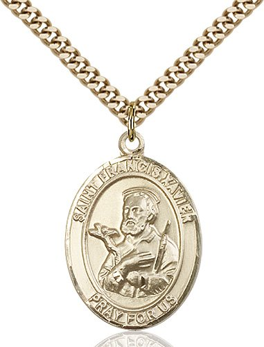 St. Francis Xavier Medal - 82014 Saint Medal