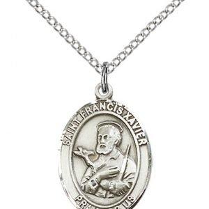 St. Francis Xavier Medal - 83382 Saint Medal