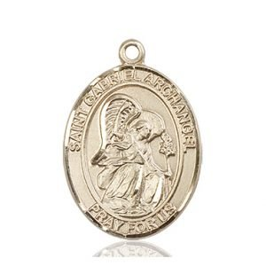 St. Gabriel the Archangel Medal - 82021 Saint Medal