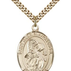 St. Gabriel the Archangel Medal - 82020 Saint Medal