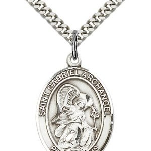 St Gabriel the Archangel Medals