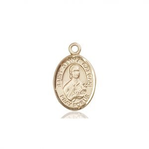 St. Gemma Galgani Charm - 84823 Saint Medal