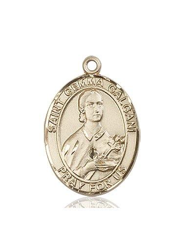 St. Gemma Galgani Medal - 82266 Saint Medal