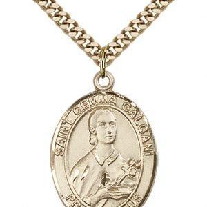 St. Gemma Galgani Medal - 82265 Saint Medal
