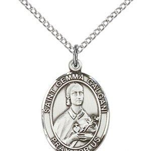 St. Gemma Galgani Medal - 83633 Saint Medal