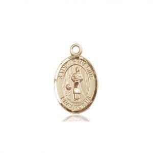 St. Genesius of Rome Charm - 84575 Saint Medal
