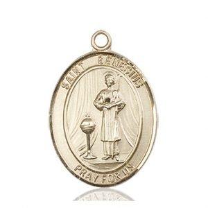 St. Genesius of Rome Medal - 82018 Saint Medal
