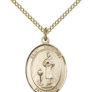 St. Genesius of Rome Medal - 83383 Saint Medal