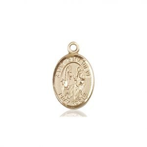 St. Genevieve Charm - 84584 Saint Medal