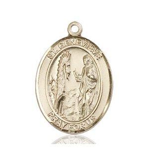 St. Genevieve Medal - 82027 Saint Medal