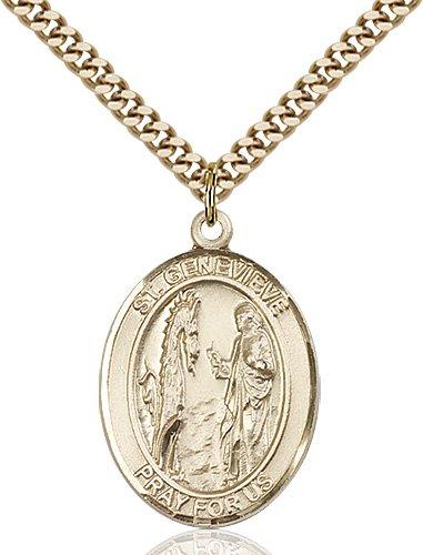 St. Genevieve Medal - 82026 Saint Medal