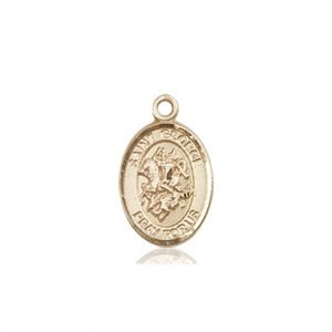 St. George Charm - 84581 Saint Medal