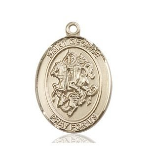 St. George Medal - 82024 Saint Medal