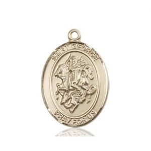 St. George Medal - 83390 Saint Medal