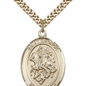 St. George Medal - 82023 Saint Medal
