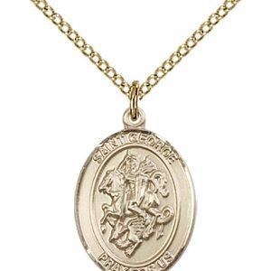 St. George Medal - 83389 Saint Medal