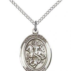 St. George Medal - 83391 Saint Medal