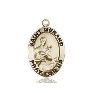 St. Gerard Majella Medal - 83140 Saint Medal