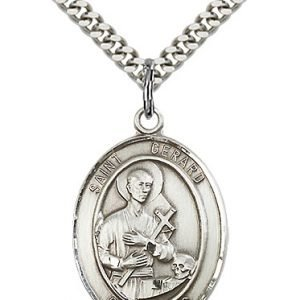 St. Gerard Majella Medal - 82031 Saint Medal