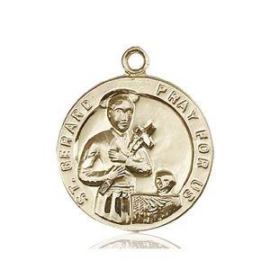 St. Gerard Medal - 81629 Saint Medal