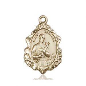 St. Gerard Medal - 83095 Saint Medal