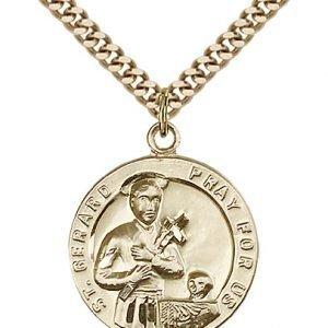 St. Gerard Medal - 81628 Saint Medal