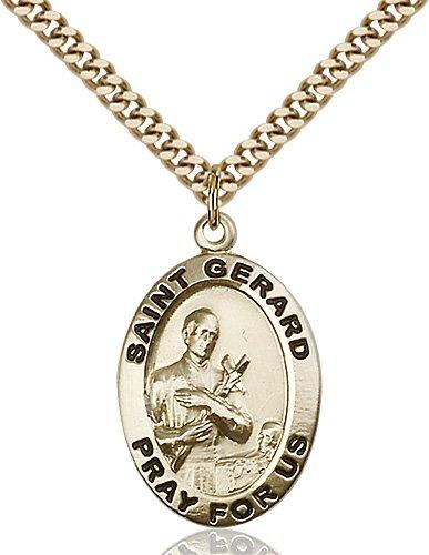 St. Gerard Medal - 83172 Saint Medal