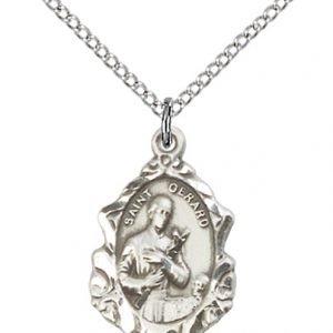 St. Gerard Medal - 85612 Saint Medal