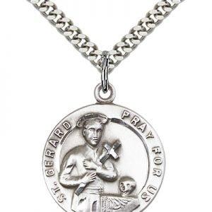 St. Gerard Medal - 81630 Saint Medal