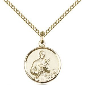 St. Gerard Pendant - 83015 Saint Medal