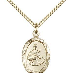 St. Gerard Pendant - 83042 Saint Medal